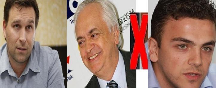 Marcio e Pauliki e Aliel Machado poderão ser concorrentes nas eleições de 2016, para isso, o ex-prefeito Pedro Wosgrau Filho, pode dar uma