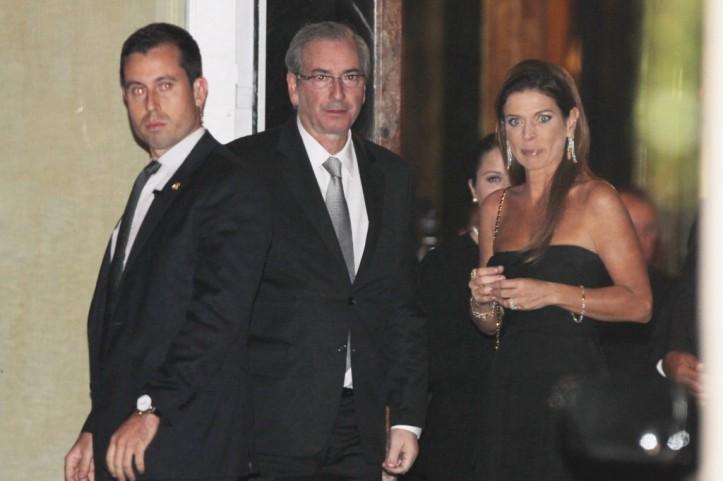 Cunha teria utilizado dinheiro público para pagar uma luxuosa academia de tênis, que foi frequentada pela sua esposa Cunha, na Flórida (EUA). imagem: O Globo