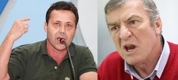 Líder de Marcelo Rangel na Câmara, Romualdo Camargo e Delmar Pimentel, quase chegam as vias de fato.