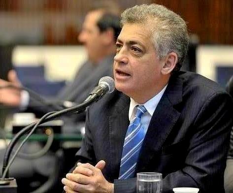 O deputado que já foi prefeito de Ponta Grossa (2000-2004), destacou o apoio a candidatura do deputado federal Aliel Machado (Rede Sustentabilidade) na disputa da prefeitura de Ponta Grossa. Imagem: Alep