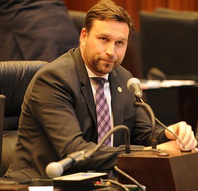 """Com a cabeça voltada na disputa da Câmara Federal, em 2018, Pauliki mantém a decisão de ficar """"neutro"""", mas eleições em Ponta Grossa. (Pedro de Oliveira/Alep)"""