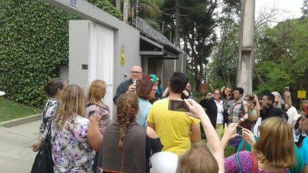 Professores pedem que o deputado Romanelli seja o interlocutor do diálogo com o governo de Beto de Richa. (foto: divulgação)