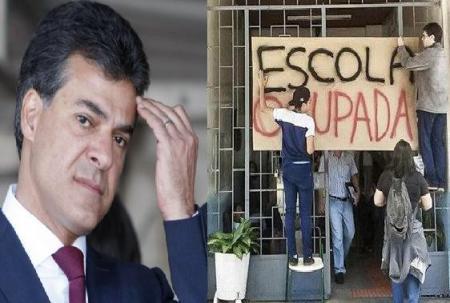 Segundo o movimento 'Ocupa Paraná', até o momento, são 745 escolas ocupadas, 11 universidades e 4 Núcleos de Educação.  O governo do estado trabalha com um número de 670 ocupações.