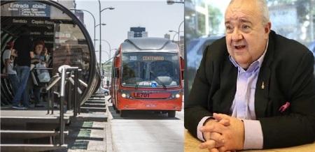 Em Curitiba, desde 06 de fevereiro, a tarifa do transporte coletivo passou de R$ 3,70 para R$ 4,25.