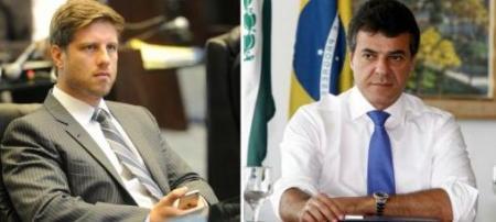 """""""O governo está preparando mais um pacote de maldades"""", afirmou o deputado Requião Filho, em entrevista à Rádio T."""