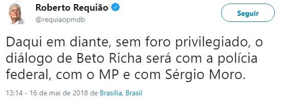 senador Requião