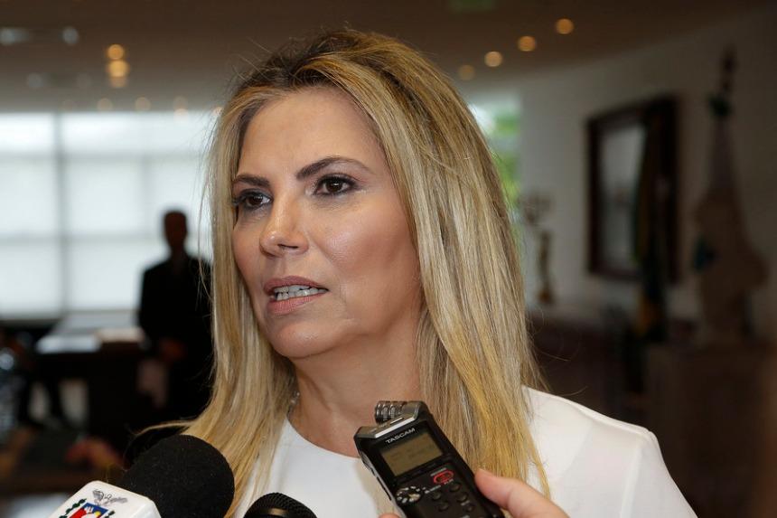 Governadora Cida Borghetti  - Foto Jonas Oliveira