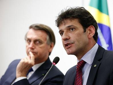 30/05/2019 Reunia?o com Marcelo A?lvaro Anto?nio, Ministro de